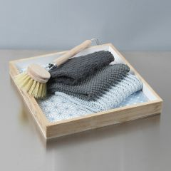 Easy knitted Dishcloths