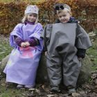 A Dressing Up Outfit for Outside Use, made from Imitation Fabric