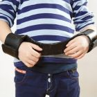 Role Playing Equipment : Handcuffs made from Foam Rubber