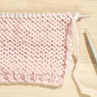 How to knit Purl Stitches