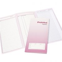 Morning meeting book, individual subject teacher, with 28 names, 1 pc