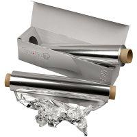 Aluminium Foil, W: 30 cm, 150 m/ 1 roll
