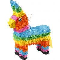 Party Piñata, size 39x13x55 cm, bold colours, 1 pc
