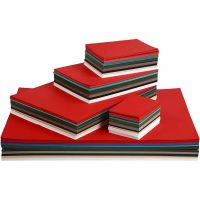 Christmas Card, A2,A3,A4,A5,A6, 180 g, assorted colours, 1800 ass sheets/ 1 pack