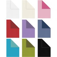 Paper, A4, 210x297 mm, Content may vary , 100 g, assorted colours, 30x20 sheet/ 1 pack