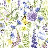 Table Napkins, Frühlingszeit, size 33x33 cm, 20 pc/ 1 pack