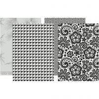 Decoupage Paper, 8 ass sheets/ 1 pack