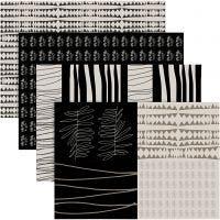 25x35 cm, 17 g, 80 ass sheets/ 1 pack