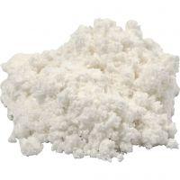Papier-mâché pulp, 400 g/ 1 bag