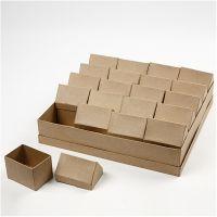 House, H: 10,5 cm, size 6x8,5 cm, 20 pc/ 1 pack