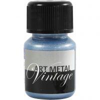 Hobbymaling metallic, pearl blue, 30 ml/ 1 bottle