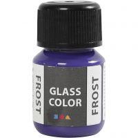 Glass Color Frost, violet, 30 ml/ 1 bottle