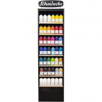 Schmincke AKADEMIE® Acryl color, assorted colours, 118x500 ml/ 1 pack