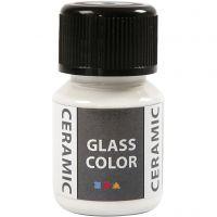 Glass Ceramic, white, 35 ml/ 1 bottle