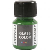 Glass Ceramic, brilliant green, 35 ml/ 1 bottle