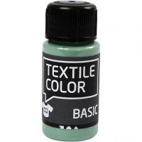 Textile Color Paint, sea green, 50 ml/ 1 bottle