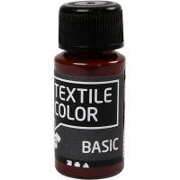 Textile Color Paint, brown, 50 ml/ 1 bottle