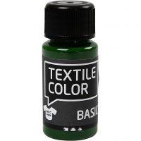 Textile Color Paint, grass green, 50 ml/ 1 bottle