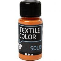 Textile Solid, opaque, orange, 50 ml/ 1 bottle
