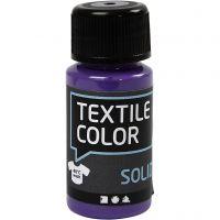 Textile Solid, opaque, purple, 50 ml/ 1 bottle