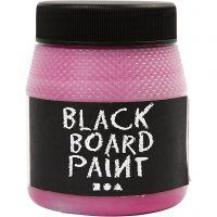 Blackboard Paint, pink, 250 ml/ 1 pack
