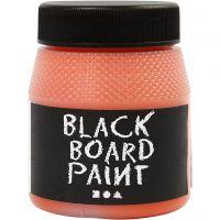 Blackboard Paint, orange, 250 ml/ 1 pack