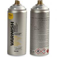 Spray Lacquer, glossy, 400 ml/ 1 tub