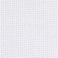 Aida Fabric, W: 150 cm, 70 squares per 10cm , white, 3 m/ 1 pc