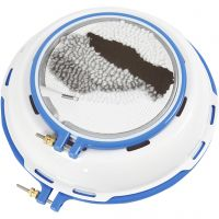 Embroidery Hoop Stand, D: 14,5 cm, 1 pc
