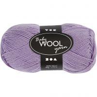 Baby Yarn, L: 172 m, purple, 50 g/ 1 ball