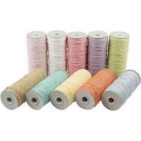 Paper Yarn, thickness 1,8 mm, 10x150 m/ 1 roll