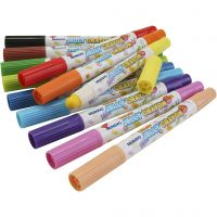 Mungyo gel pens, assorted colours, 12 pc/ 1 pack