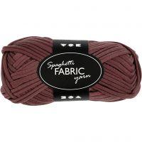 Spaghetti yarn, L: 35 m, purple, 100 g/ 1 ball