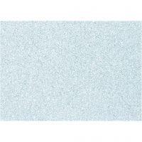 Craft Felt, A4, 210x297 mm, thickness 1 mm, light blue, 10 sheet/ 1 pack