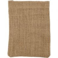 Bag, size 15x20 cm, 275 g, brown, 4 pc/ 1 pack