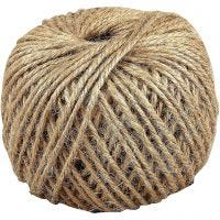 Natural Twine, thickness 3 mm, 100 m/ 1 roll