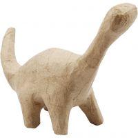 Dinosaur, H: 12,5 cm, L: 15,5 cm, W: 5,5 cm, 1 pc