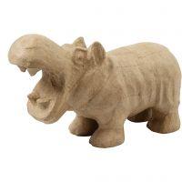 Hippo, H: 18 cm, L: 28 cm, 1 pc