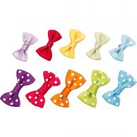 Bows, W: 20+25 mm, 150 pc/ 1 pack
