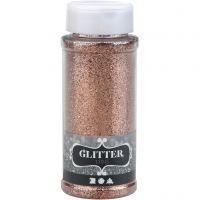 Glitter, copper, 110 g/ 1 tub