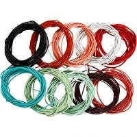 Leather Cord, 10x3 m/ 1 pack