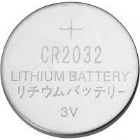 Batteries, D: 20 mm, 6 pc/ 1 pack