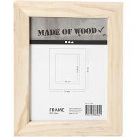 Frame With Glass, size 21x16 cm, 1 pc