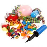 Carnival Kit Contents, 1 set