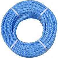 Polypropylene Rope, thickness 6 mm, 20 m/ 1 roll