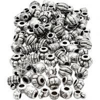 Bead Mix, size 7-11 mm, hole size 3 mm, 200 g/ 1 pack