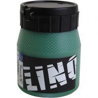 Block Printing Ink, green, 250 ml/ 1 tub