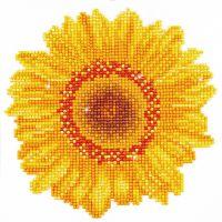 Diamond Dotz, Happy Day Sunflower, size 20x20 cm, 1 pack