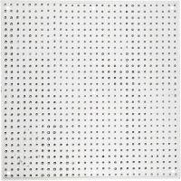 Peg Board, Large square, size 14,5x14,5 cm, 10 pc/ 1 pack