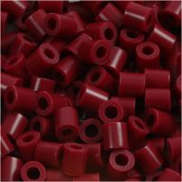 PhotoPearls, size 5x5 mm, hole size 2,5 mm, claret (4), 6000 pc/ 1 pack